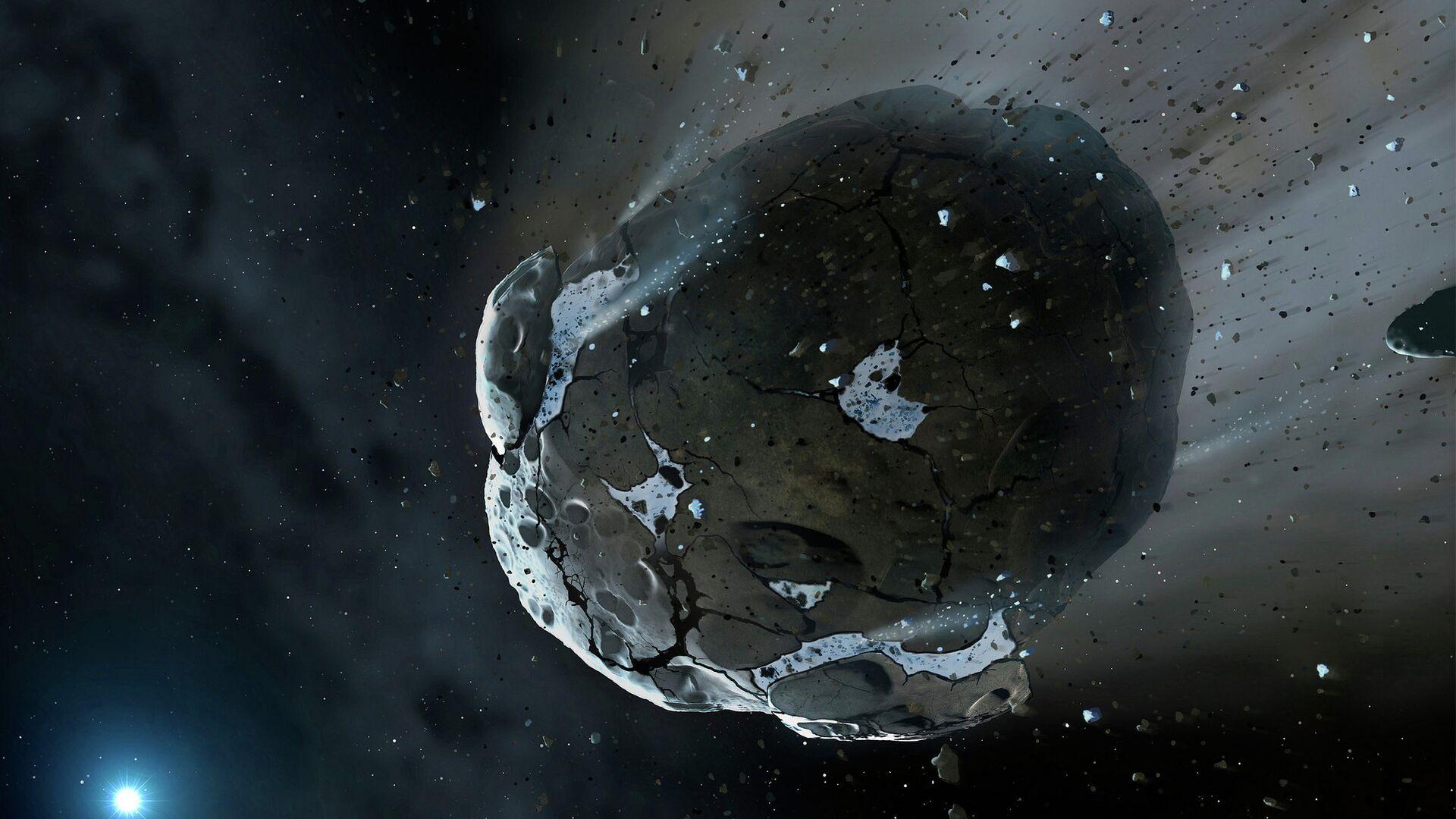 Asteroid - Sputnik Česká republika, 1920, 26.05.2021