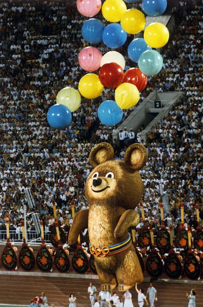 Nezapomenutelné chvíle Olympiády 1980