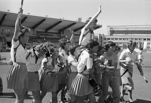 Nezapomenutelné chvíle Olympiády 1980 - Sputnik Česká republika