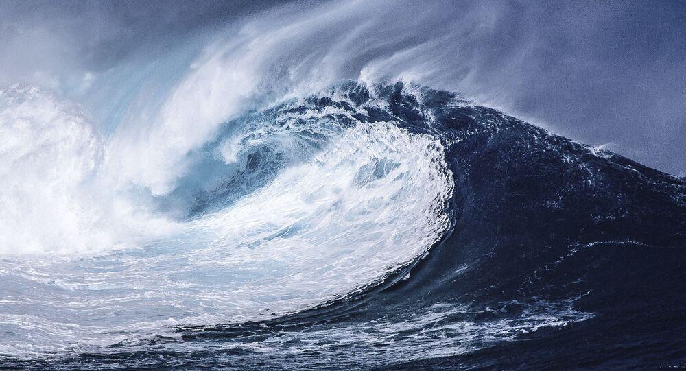 Vlna tsunami