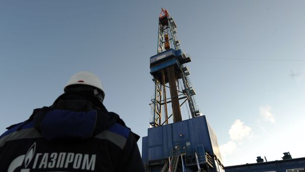 Zařízení Gazpromu v Jamalo-něneckém autonomním okruhu - Sputnik Česká republika