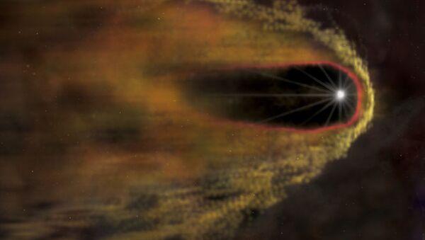 Pulsar B1957+20 - Sputnik Česká republika