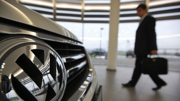 Automobil zn. Volkswagen - Sputnik Česká republika