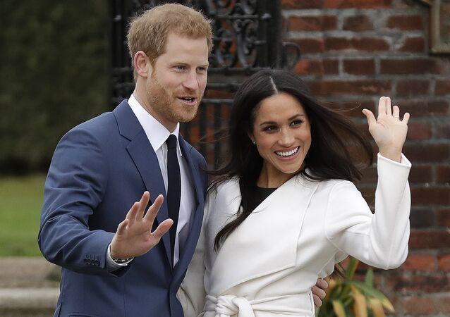 Princ Harry a jeho žena Meghan, vévodkyně ze Sussexu