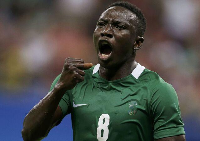 Hráč nigerijské reprezentace