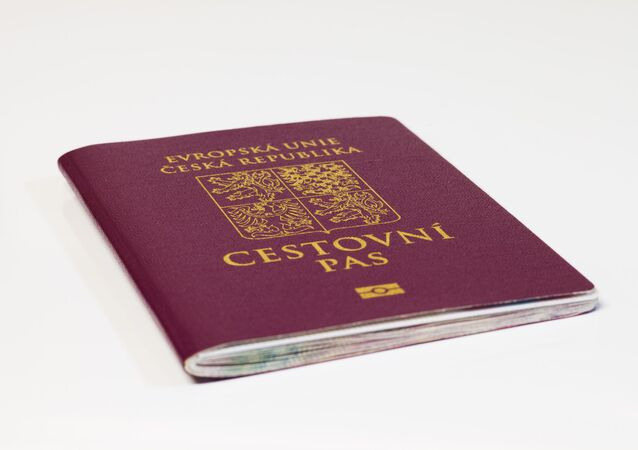 Český pas