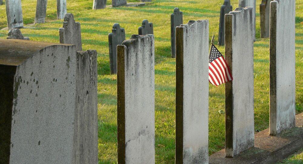 Hřbitov. Ilustrační foto