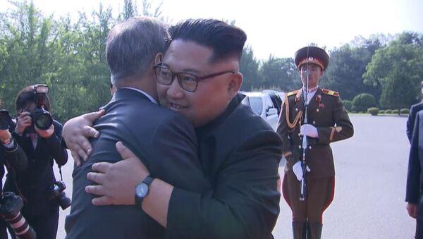 Korea - Sputnik Česká republika