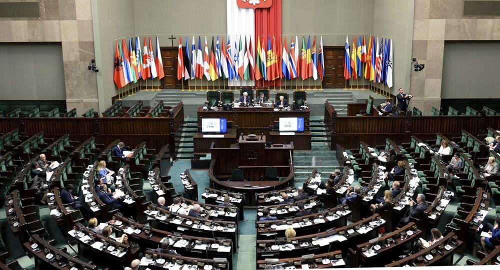 Zasedání Parlamentního shromáždění NATO ve Varšavě
