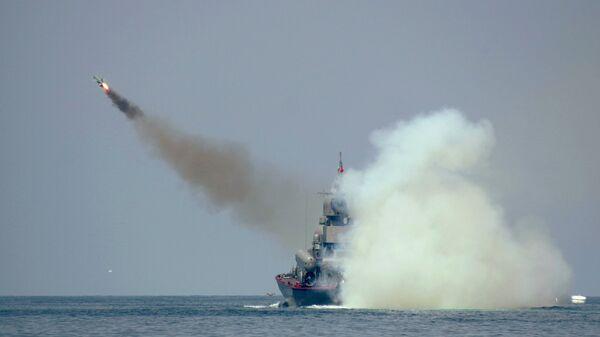 Raketový člun Ivanovec - Sputnik Česká republika