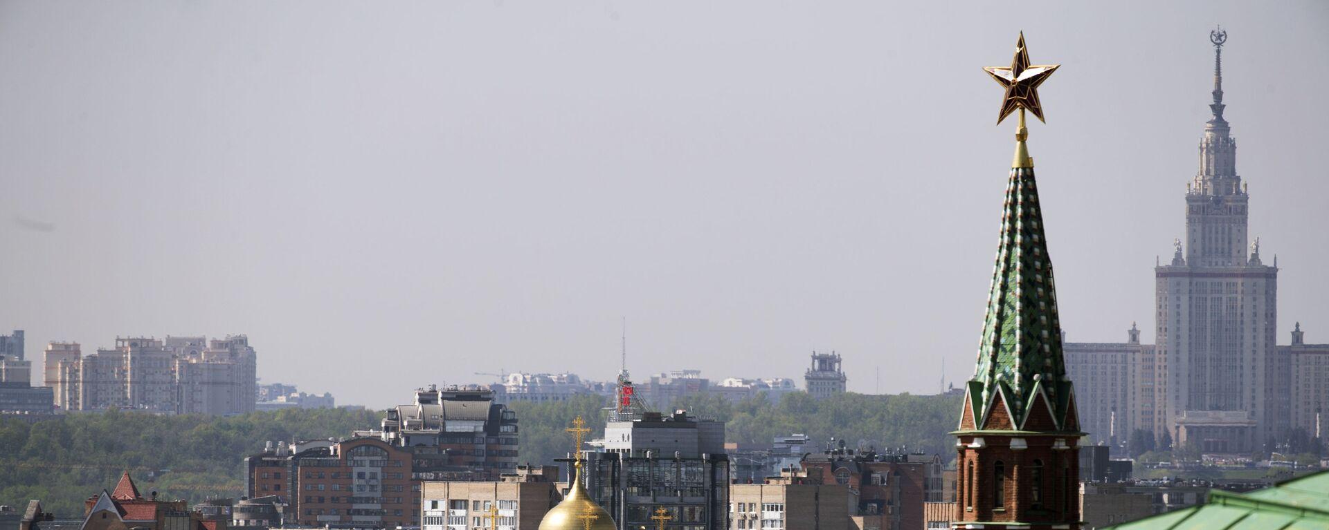 Pohled na Kreml - Sputnik Česká republika, 1920, 22.07.2021