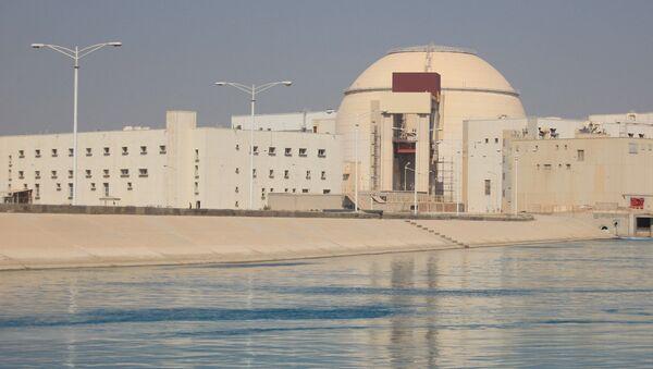 Jaderná elektrárna, Búšehr, Írán - Sputnik Česká republika