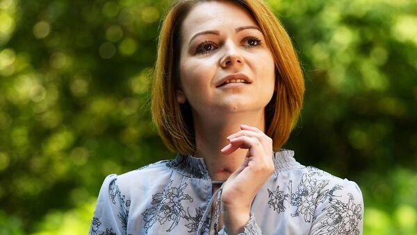 Julie Skripalová - Sputnik Česká republika