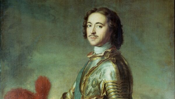 Petr I. - Sputnik Česká republika
