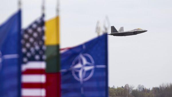 Stíhačka F-22 - Sputnik Česká republika