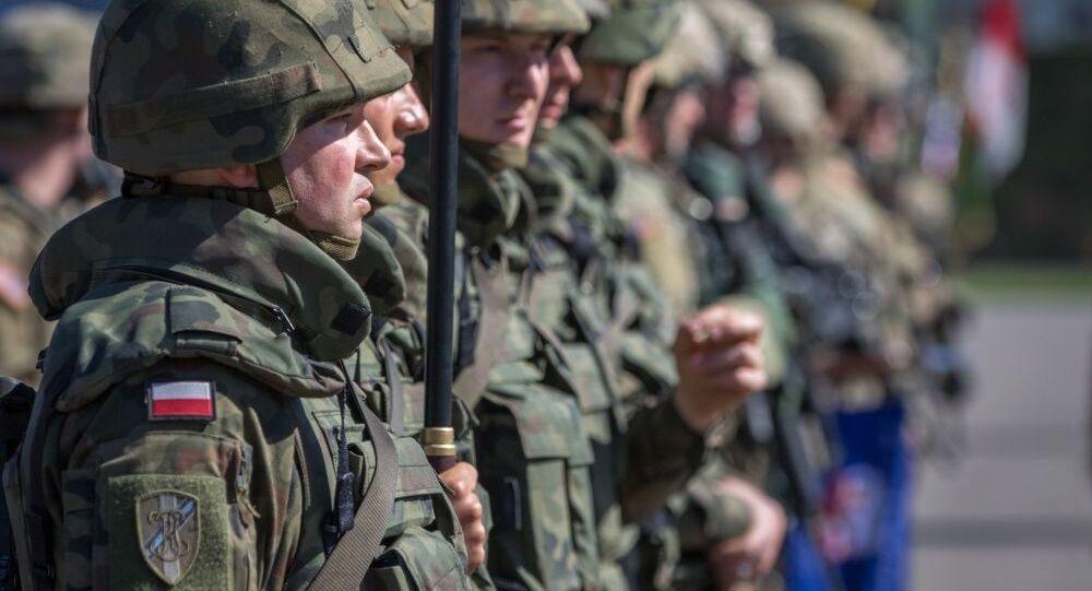 Bitevní skupina NATO v Polsku