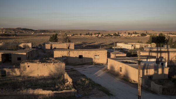 Provincie Hasaka v Sýrii. Ilustrační foto - Sputnik Česká republika