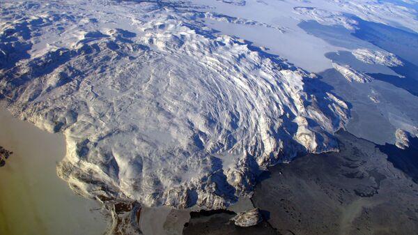 Horské pásmo Kiglapait. Ilustrační foto - Sputnik Česká republika