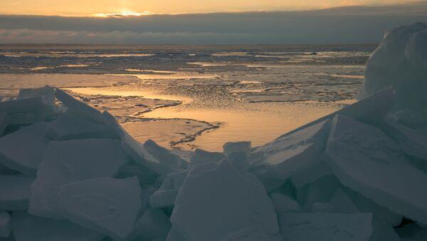 Ochotské moře. Ilustrační foto - Sputnik Česká republika