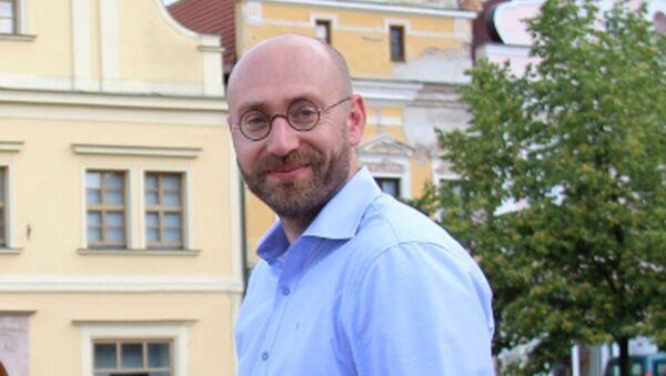 Sociolog Petr Hampl - Sputnik Česká republika