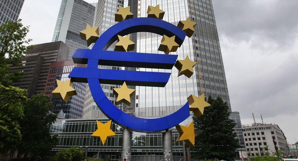 Budova Evropské centrální banky