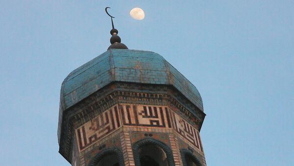 Mešita. Ilustrační foto - Sputnik Česká republika