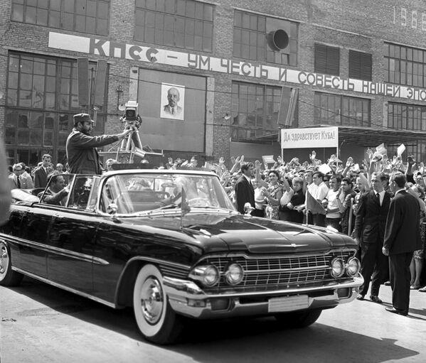Sovětské limuzíny - Sputnik Česká republika