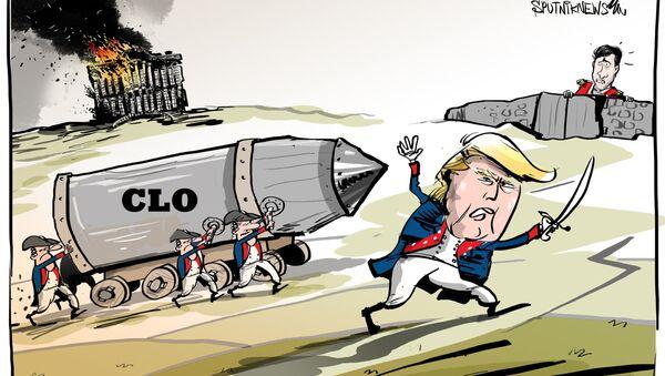 Trump v dějinách - Sputnik Česká republika