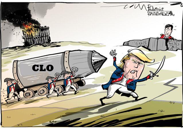 Trump v dějinách