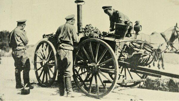 Polní kuchyně Ruské armády, 1914 - Sputnik Česká republika