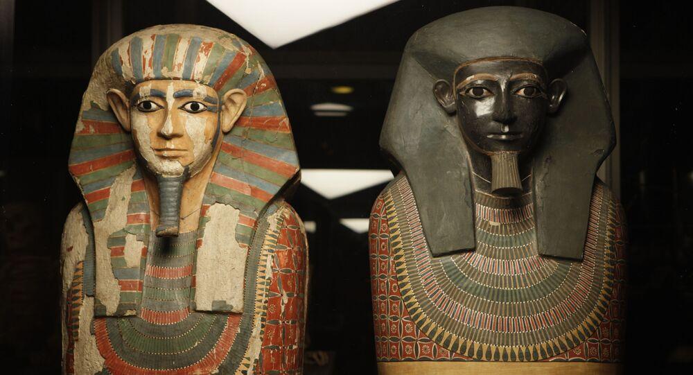 Káhirské mumie