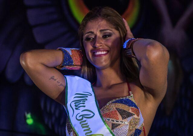 Miss Bum Bum Rosie Oliveira