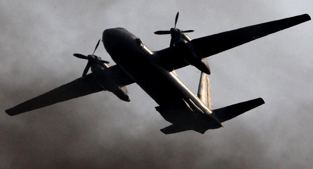 Letadlo An-26