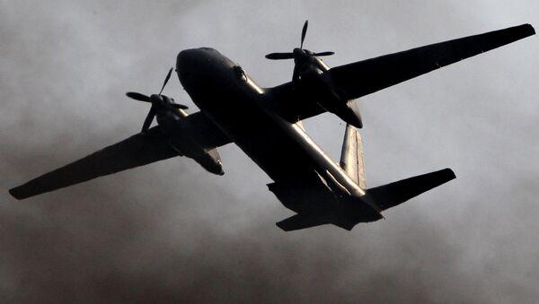 Letadlo An-26 - Sputnik Česká republika