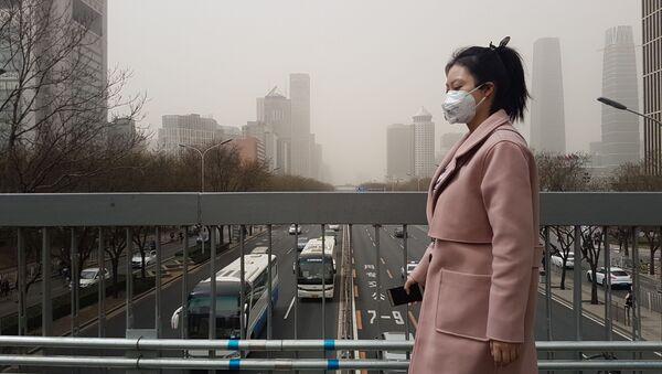 Znečištění ovzduší - Sputnik Česká republika
