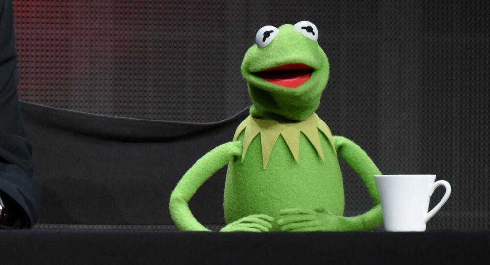 Žabák Kermit
