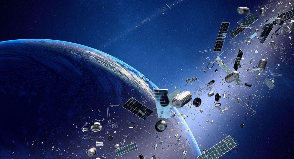 Kosmický odpad