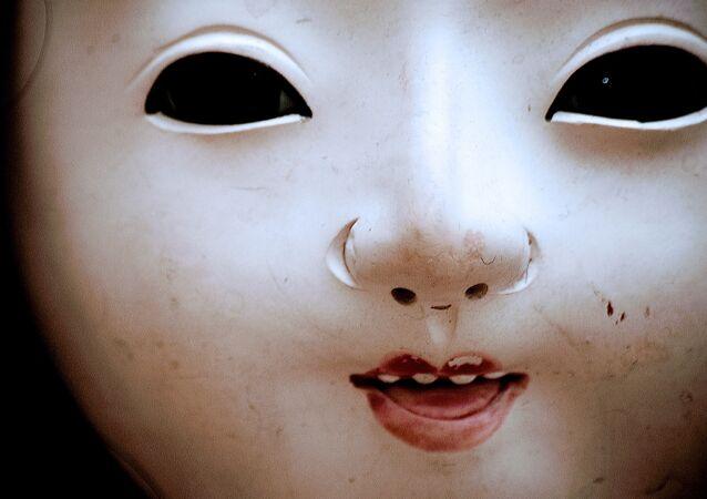 Tvář japonské panenky