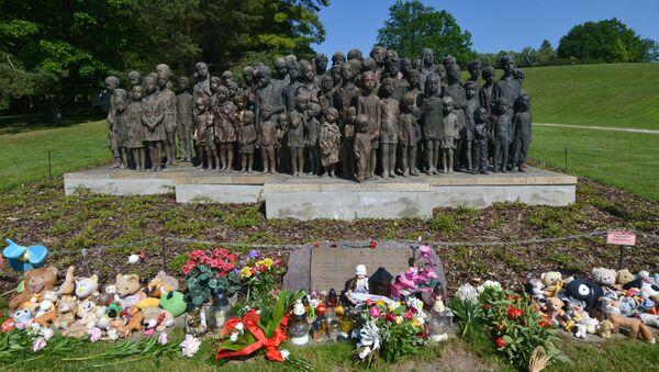 V Česku se připomíná historie vyhlazení Lidic - Sputnik Česká republika
