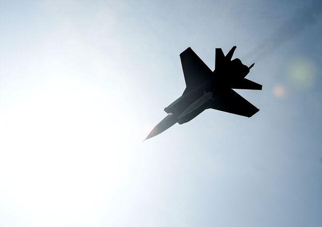 Stíhačka MiG-31