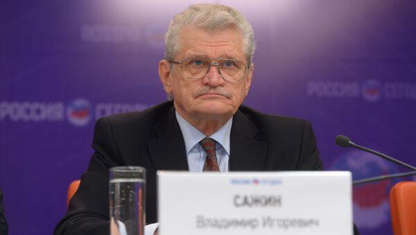 Vladimir Sažin - Sputnik Česká republika