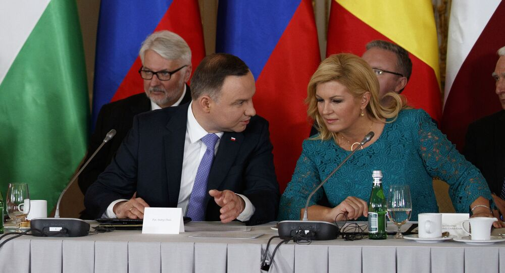 Kolinda Grabarová Kitarovićová
