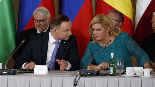 Kolinda Grabarová Kitarovićová - Sputnik Česká republika