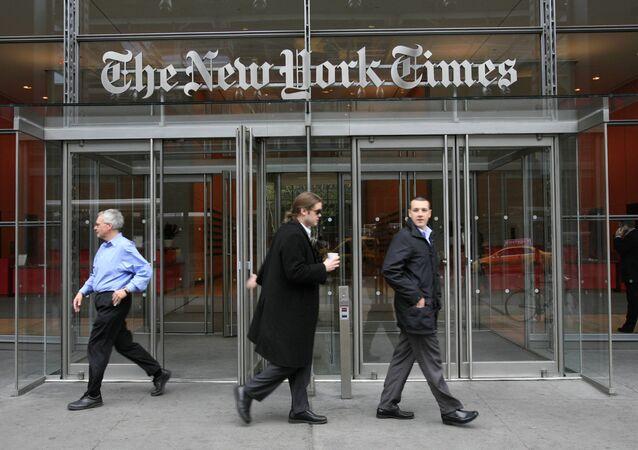 Budova New York Times