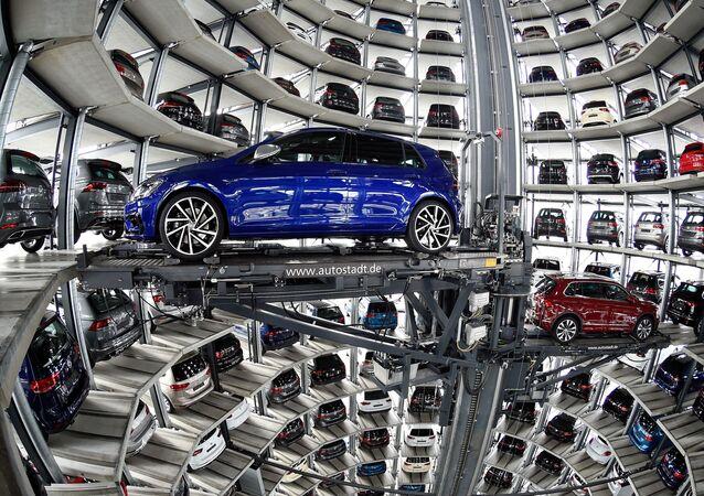 Auta Volkswagen