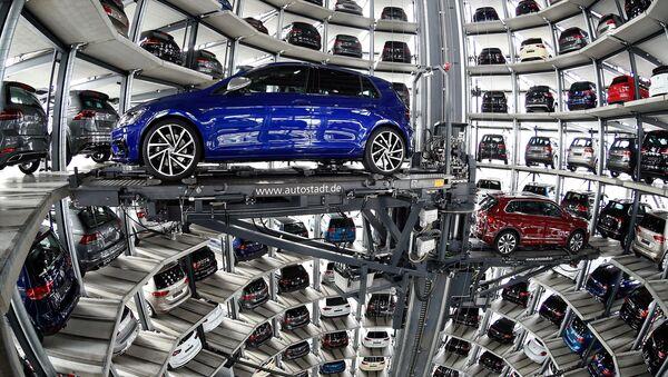 Volkswagen - Sputnik Česká republika