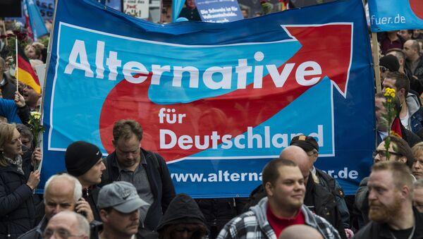 Alternativa pro Německo - Sputnik Česká republika