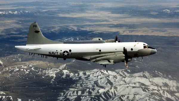 Lockheed EP-3 - Sputnik Česká republika
