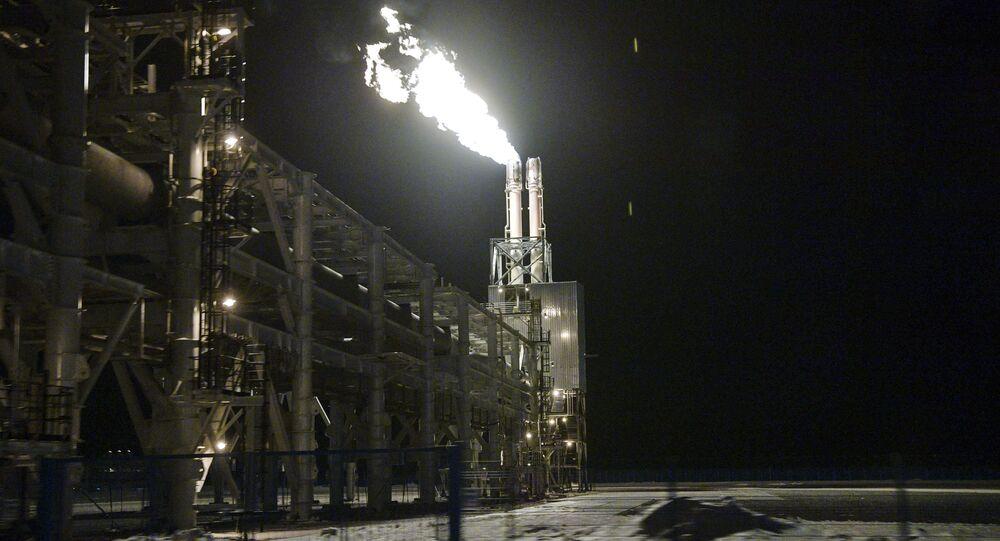 Závod na zkapalnění zemního plynu Jamal SPG