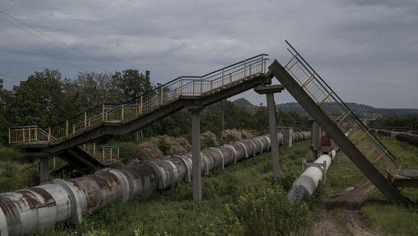 Gorlovka, DLR - Sputnik Česká republika
